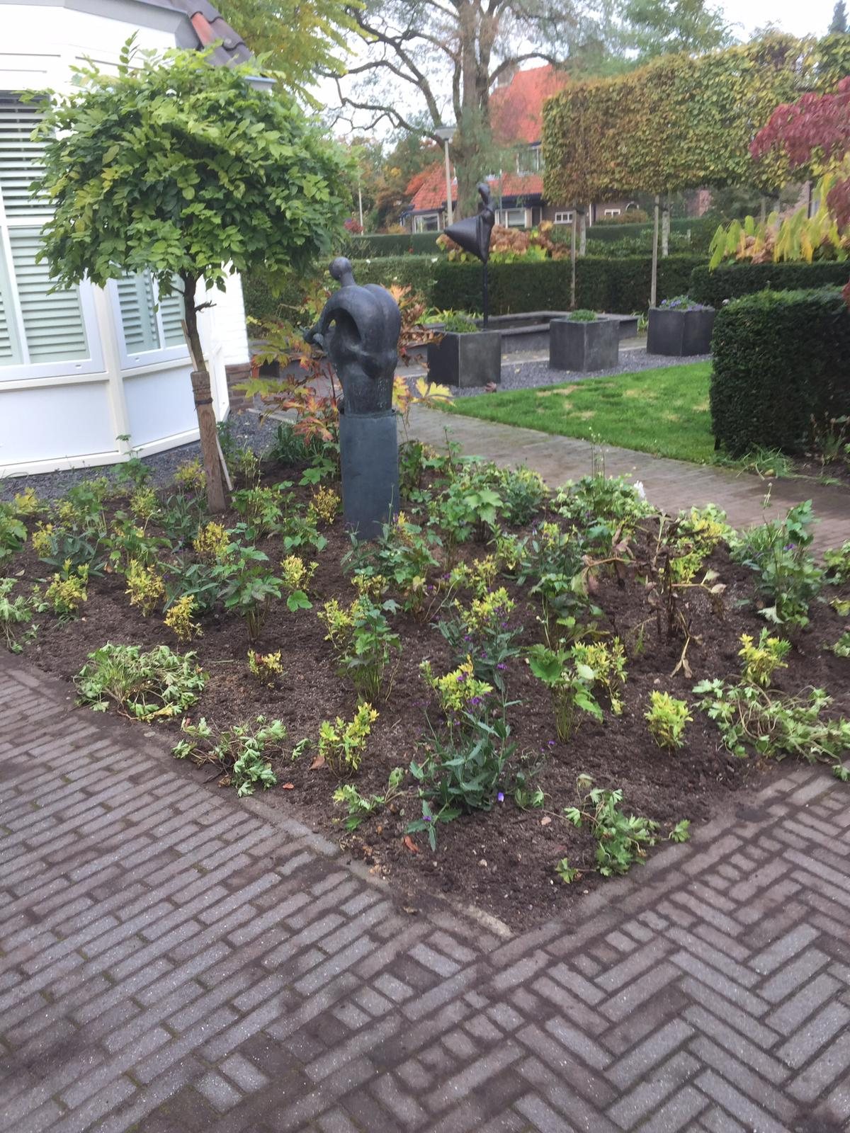 Tuin Heerde ge-update